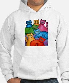 One Cat Two Cat Hoodie