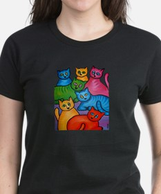 One Cat Two Cat Tee