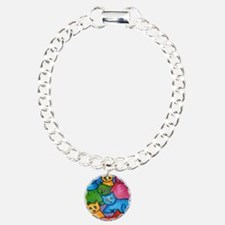 One Cat Two Cat Charm Bracelet, One Charm