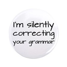 "Silently Correcting Your Grammar 3.5"" Button"
