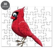 Red Smiley Face Puzzle