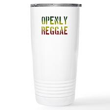 Openly Reggae Travel Mug
