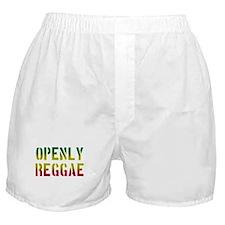 Openly Reggae Boxer Shorts