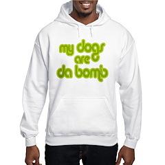 Da Bomb Dogs Hoodie