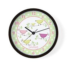Penelope Wall Clock - Shelby