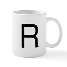 The Letter R Mug
