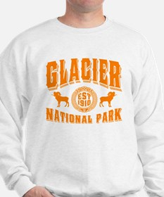 Glacier Established 1910 Jumper