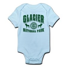 Glacier Established 1910 Infant Bodysuit