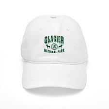 Glacier Established 1910 Baseball Cap