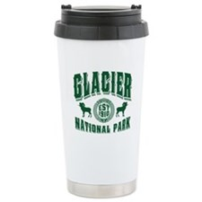 Glacier Established 1910 Travel Mug