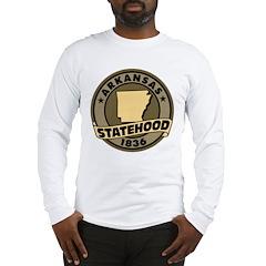 Arkansas Statehood Long Sleeve T-Shirt