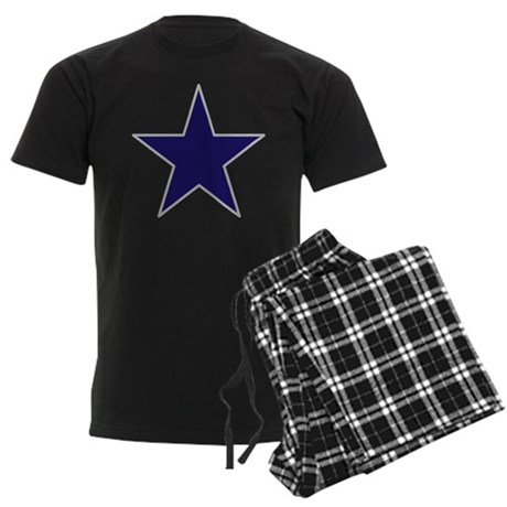 Star Men's Dark Pajamas