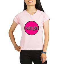 Ninja Girl Performance Dry T-Shirt