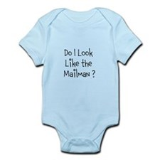 Mailman Infant Bodysuit