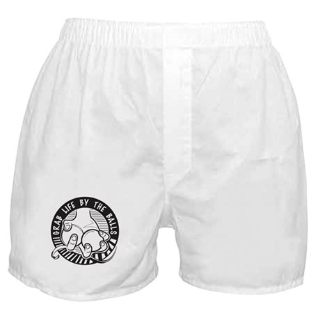 Grab Life by the Balls Boxer Shorts