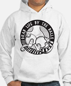 Grab Life by the Balls Hoodie