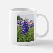 Bluebonnet and Indian Pinks Mug