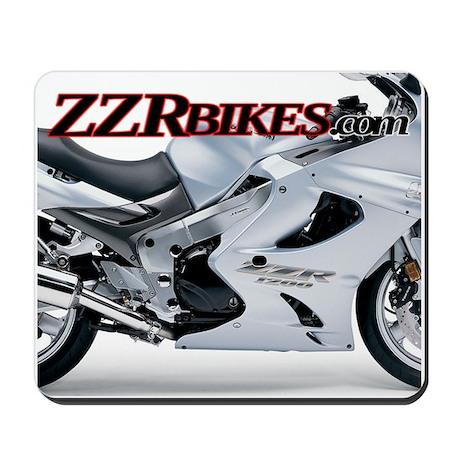 ZZRBikes - ZZR1200 Mousepad by zzrbikes