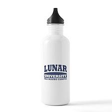 Lunar University Water Bottle