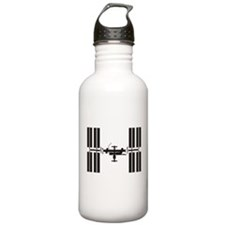 Space Station Water Bottle