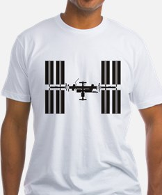 Space Station Shirt
