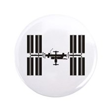"""Space Station 3.5"""" Button (100 pack)"""