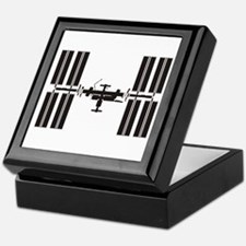 Space Station Keepsake Box