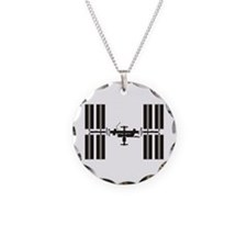 Space Station Necklace