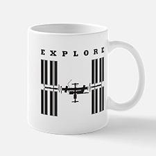 ISS / Explore Mug