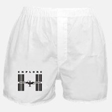 ISS / Explore Boxer Shorts