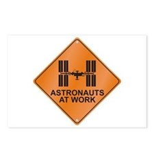 ISS / Work Postcards (Package of 8)