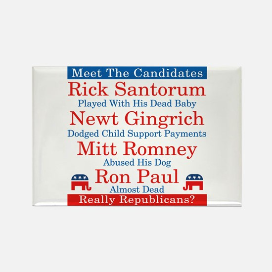 The Republican Candidates Are a Joke Rectangle Mag
