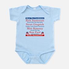 The Republican Candidates Are a Joke Infant Bodysu