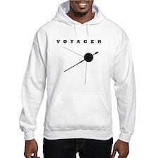 Voyager Space Probe Hoodie