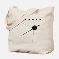 Voyager Space Probe Tote Bag