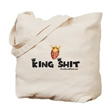 King Shit Tote Bag