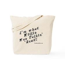 Cute 1980s humor Tote Bag