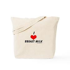 I love breast milk Tote Bag