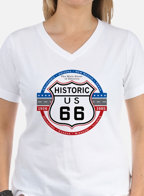 Historic Route 66 Shirt