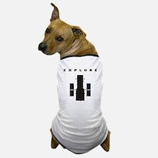 Space Telescope Dog T-Shirt