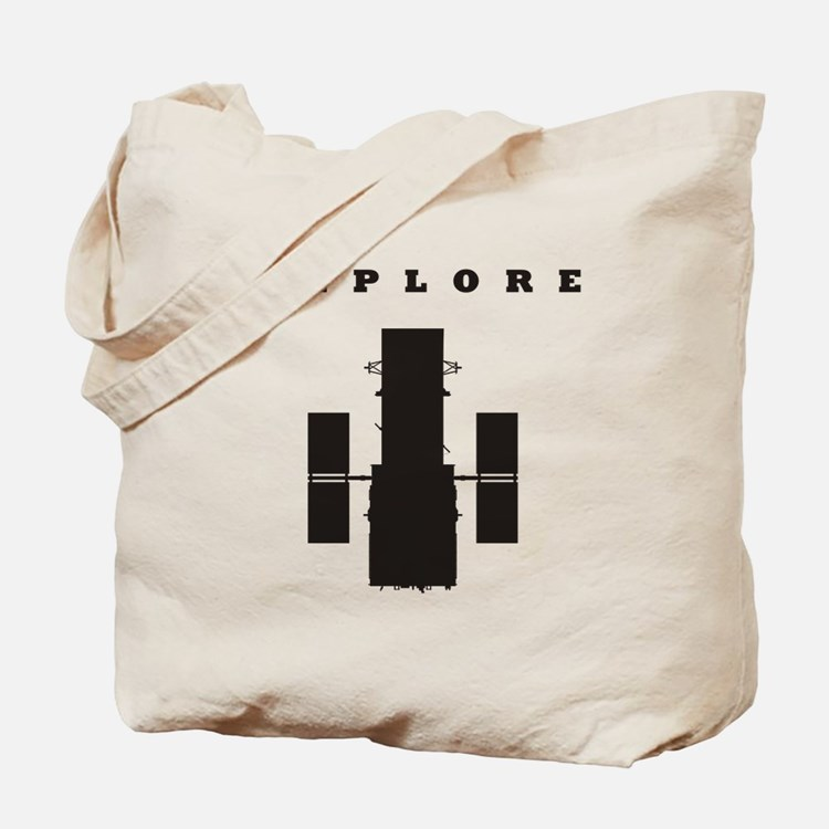 Space Telescope Tote Bag