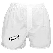 Moo! Boxer Shorts