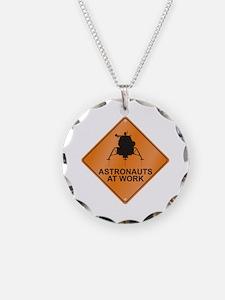 Lunar Module / Work Necklace