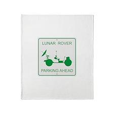 LRV Parking Throw Blanket