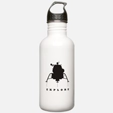 Lunar Module / Explore Water Bottle