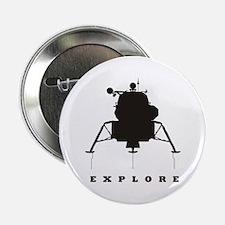 "Lunar Module / Explore 2.25"" Button"