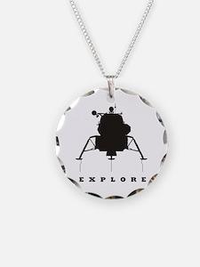 Lunar Module / Explore Necklace