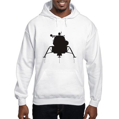 Lunar Module Hooded Sweatshirt