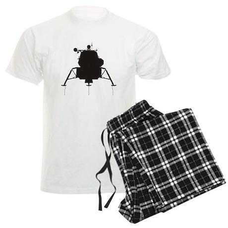 Lunar Module Men's Light Pajamas