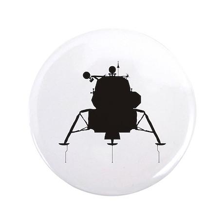 """Lunar Module 3.5"""" Button"""
